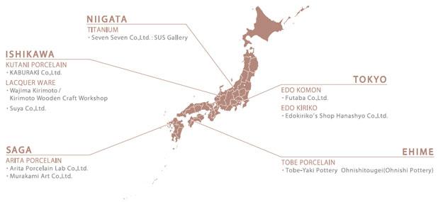 JapaneseMap image